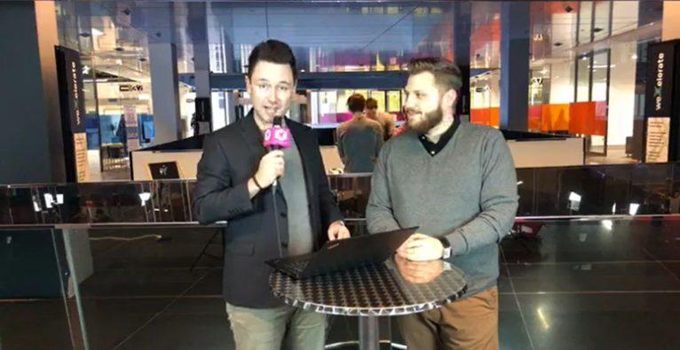 Dejan Jovicevic interviewt Adrian Zettl-Singh