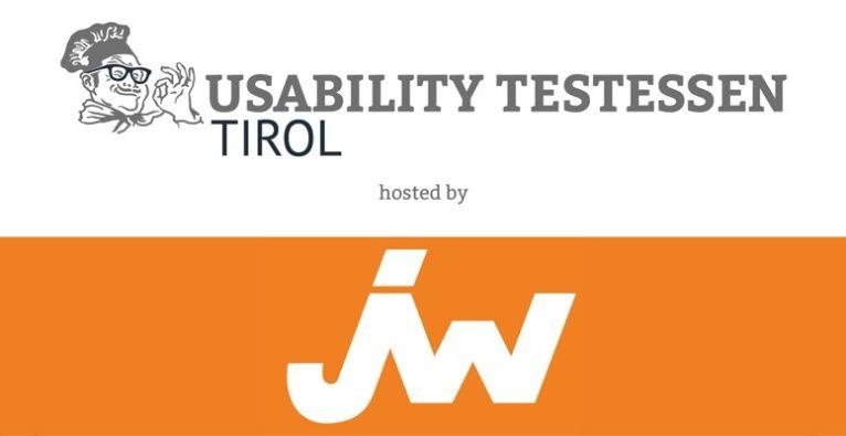Usability Testessen Tirol Logo