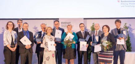 Co-Founder von 123sonography gewinnt Ars Docendi Staatspreis