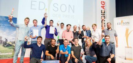 EDISON 2018: Die Sieger-Ideen des diesjähigen Wettbewerbs
