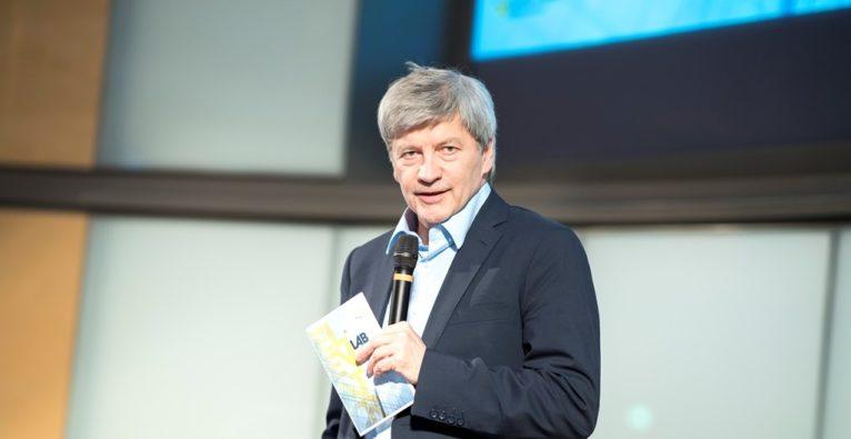 (c) Elevator Lab. CEO der RBI Johann Strobl