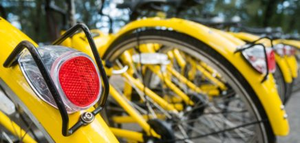 Nach oBike jetzt auch ofo: dünne Luft am Wiener Bike Sharing-Markt