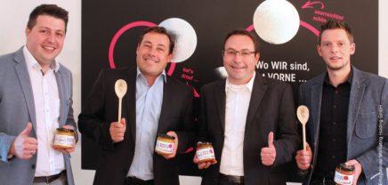 Mittleres sechsstelliges Investment für Welser Startup Soupfirst