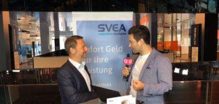 Factoring für Startups: Interview mit Andreas Draxler von SVEA