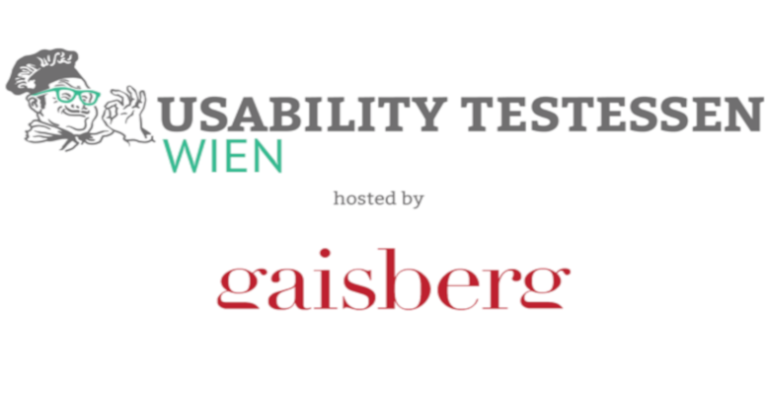 Usability Testessen wien