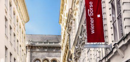 Wiener Börse: Steigerung des Aktienumsatzes um 3,7 Prozent