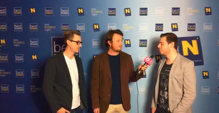 Dominik Perlaki im Interview mit Logsta und eFRIENDS energy