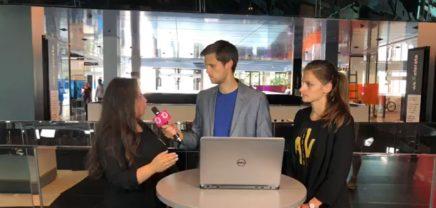 Live Interview mit der Entrepreneurship Avenue und den beiden Finalisten