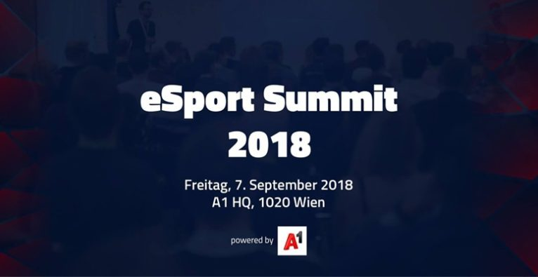 eSport Summit 2018 powered by A1