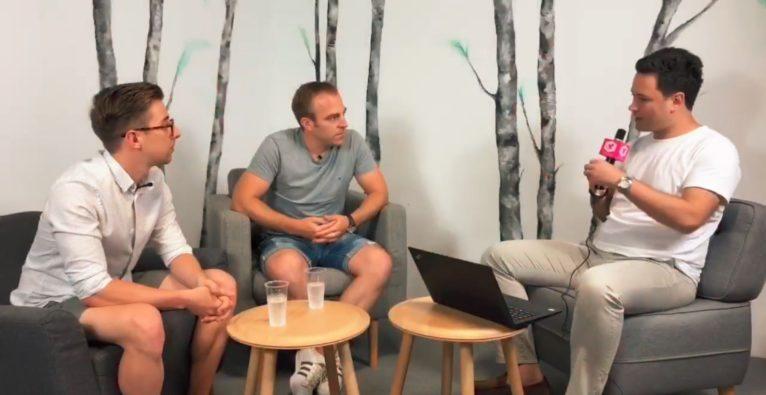 Dejan Jovicevic im Interview mit Hackaboom