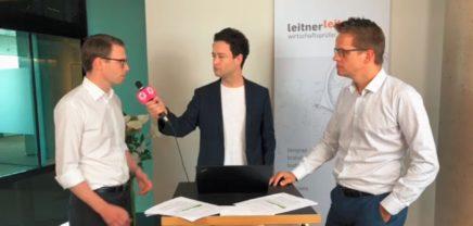 Interview mit Michael Kern und Christian Oberhumer von LeitnerLeitner