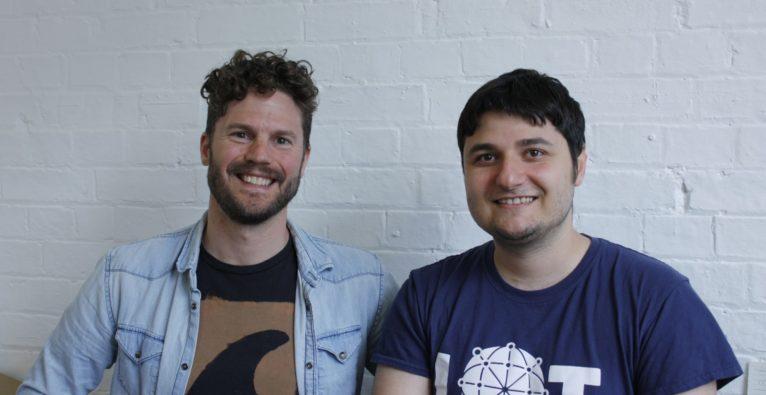 Metis Labs: Die Founder Alex Appelbe und Bashir Beikzadeh - Speedinvest i investiert