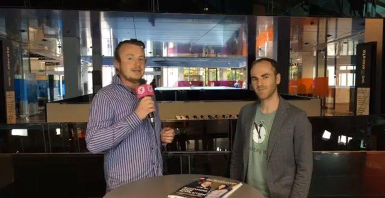 Dominik Perlaki im Interview mit Manuel Berger von mittag.at