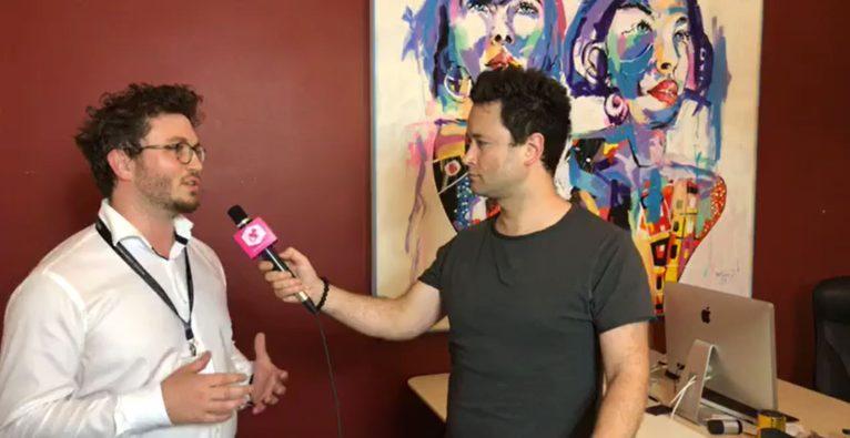 Dejan Jovicevic im Interview mit Florian Bauer von MoonVision