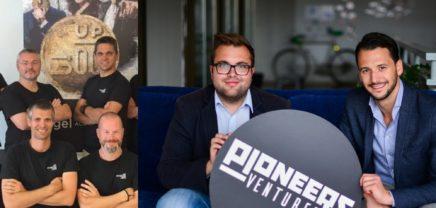 Pioneers Ventures: Marke zu startup300, Portfolio und Team zu Speedinvest
