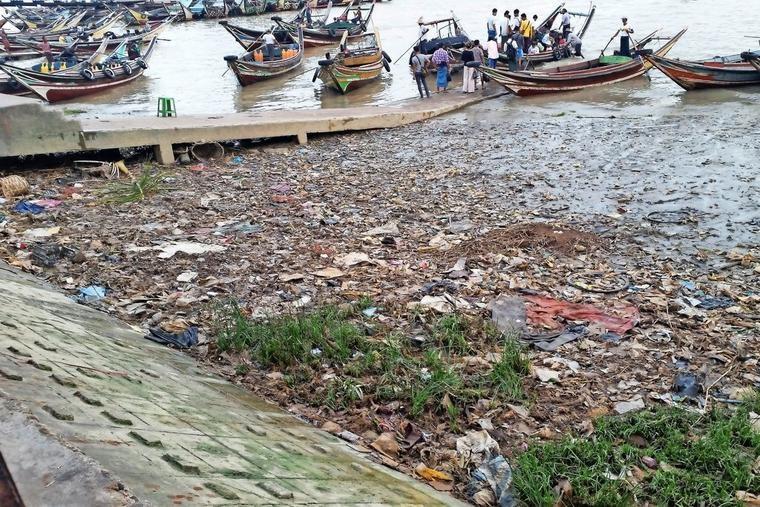 The Ocean Cleanup, Slats, Plastik, Plastikmüll, Meere, Pazifik