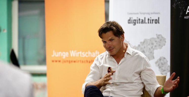 © Johannes Felder | Für Cognitive Solutions bei IBM-Austria verantwortlich: Franz Dornig