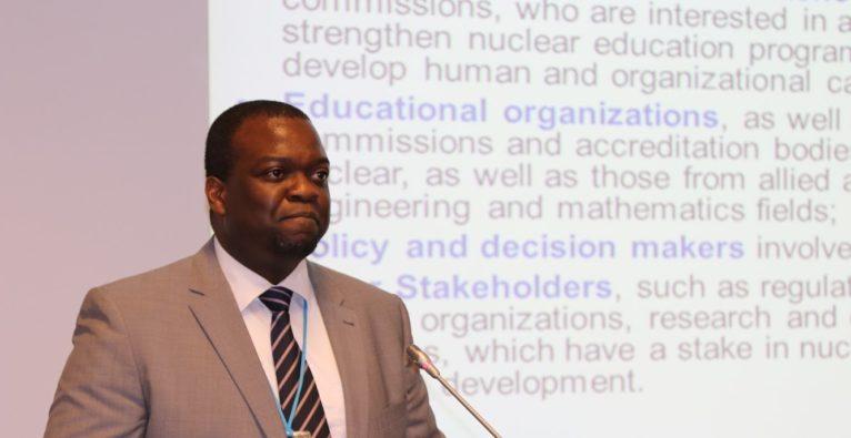 Ugochukwu Ugbor, Co-Founder von PP Energy.