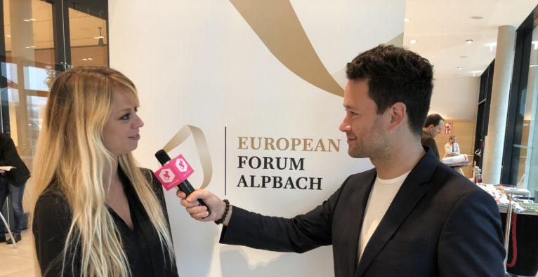 Odelia Torteman von Deloitte Israel sprach mit uns auf dem Forum Alpbach über die Zukunft der Kryptowährungen und der Blockchain.