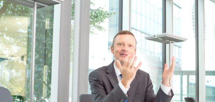 Maurits van Tol über österreichischen Innovationsgeist und den Staatspreis Patent
