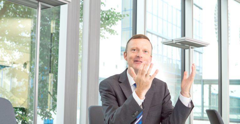 (c) Borealis. Mauritz van Tol im Interview über die Bedeutung von Innovation und den Staatspreis Patent.