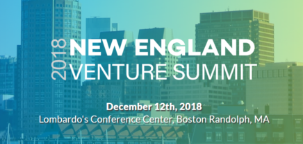 Call: The New England Venture Summit 2018