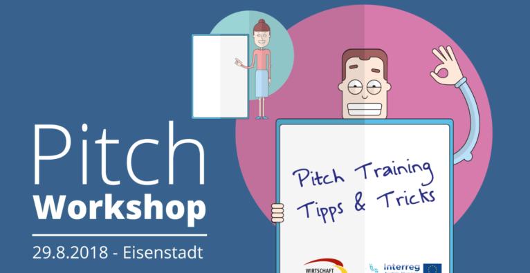 Pitch Workshop 29.08.18 in Eisenstadt