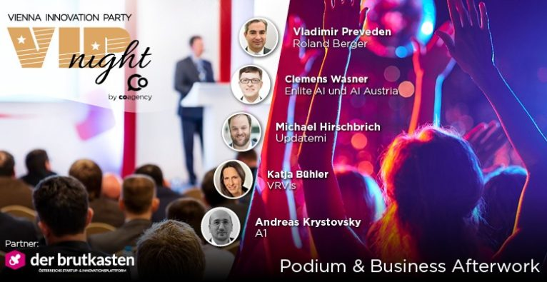 VIP night 2018: Vienna Innovation Party