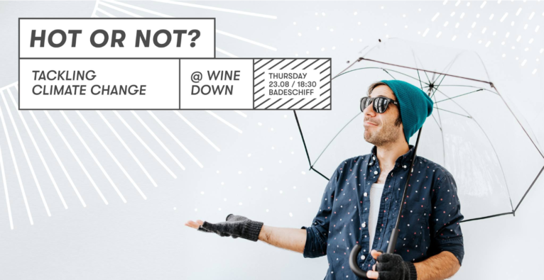 Hot or Not? Tackling Climate Change @WineDown