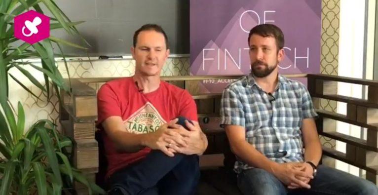 Die Gewinner vom F10 FinTech Hackathon Vienna im Gespräch