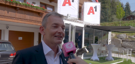 Internet of Things: A1 mit IoT-Showroom auf dem Forum Alpbach