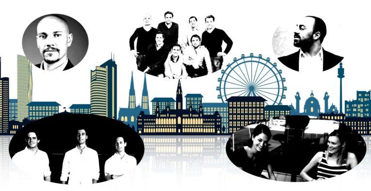 HR-Startups in Wien - Human Resources, Fachkräftemangel, War for Talents, Employer Value Proposition