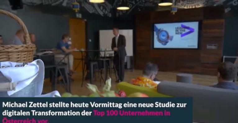 Michael Zettel zum Thema Digitalisierung und Chancen