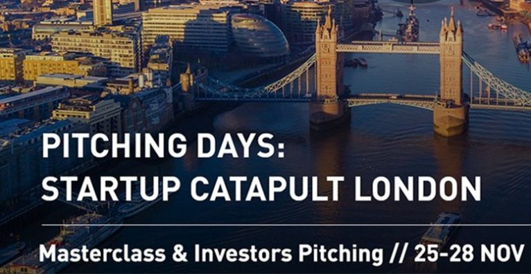 Pitching Days: Startup Catapult London