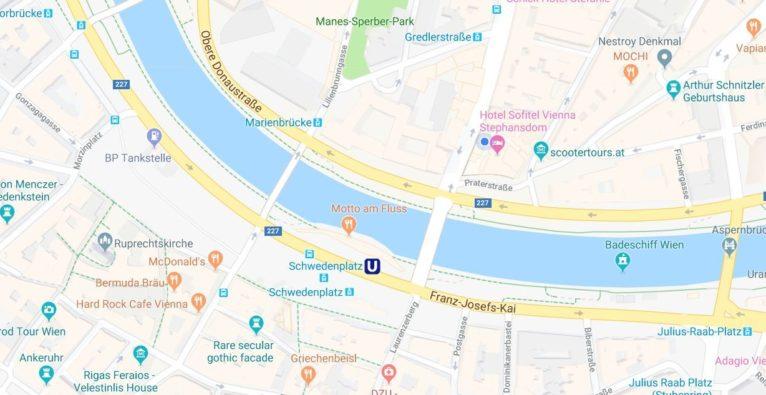 Google Maps Standortverlauf