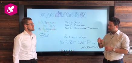 Teil 4 der Blockchain-Serie mit Andreas Freitag: Architekturen