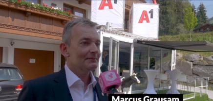 Forum Alpbach: Zu Besuch im IoT-Showroom von A1