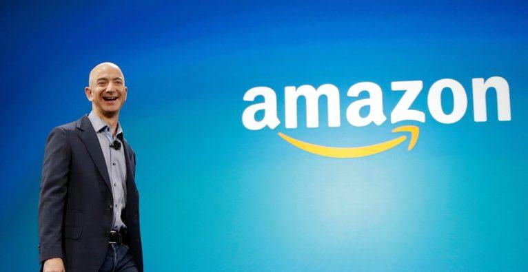 Vergangenen Dienstag hat Amazon das erste Mal einen Börsenwert von über einer Billion US-Dollar erreicht.