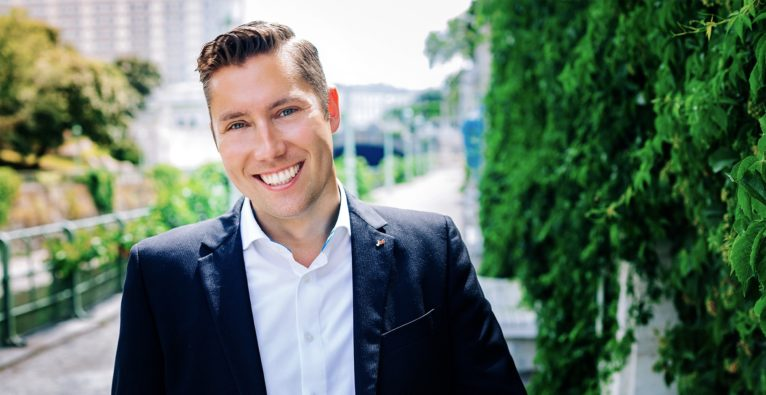 Juergen Tarbauer ist Vorsitzender der Jungen Wirtschaft und veranstaltet gemeinsam mit der Wirtschaftsagentur Wien die Business Maniacs Messe (ehem. Jungunternehmertag).