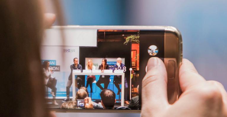 AIF, Austrian Innovation Forum, Helmut Blocher, Succus, AIF 2018, Umbruch, digitaler Wandel