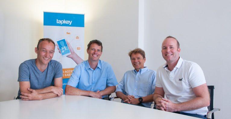 Witte Automotive steigt bei Wiener Startup Tapkey ein