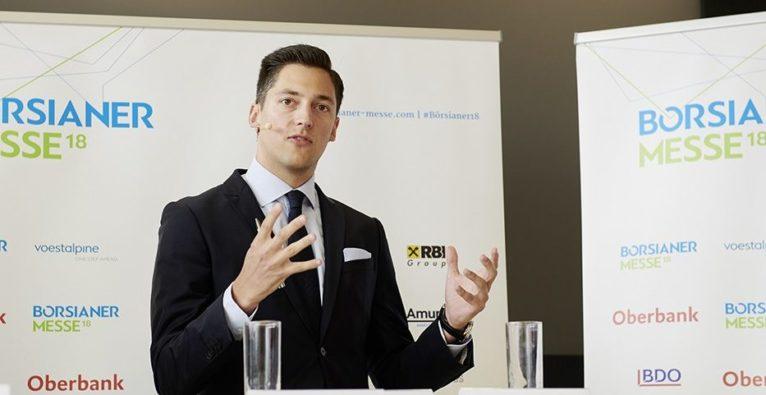 Börsianer: Chefredakteur und Wayne Financial Media-Geschäftsführer Dominik Hojas
