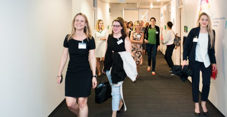 Fintech Ladies Deep Dive in Wien bei Uniqa Ventures
