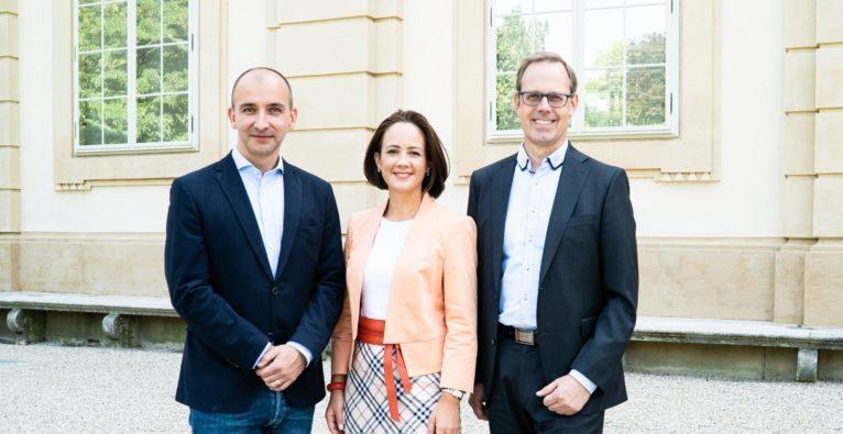 Wiener Startup Klaiton und Haufe Group