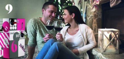 Wein- und Genuss-Adventskalender: 9Weine und 1000×1000.at starten Crowdfunding