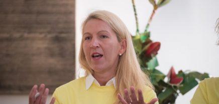 """Wien-CIO Ulrike Huemer: """"In einer smarten Stadt ist der Weg das Ziel"""""""