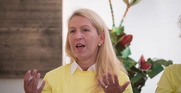 Ulrike Huemer - Digital Days - Ulrike Huemer unterstützt Uber-Petition