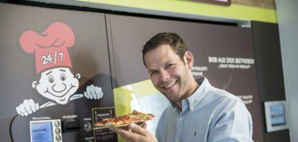 BistroBox: erster automatischer 24/7-Pizza-Ofen eröffnet im Burgenland