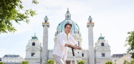 E-Scooter Sharing Startup Bird.co startet morgen in Wien