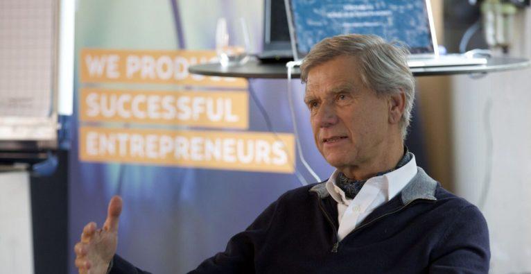 Bei der Investors Academy unter anderem dabei: Hermann Hauser.